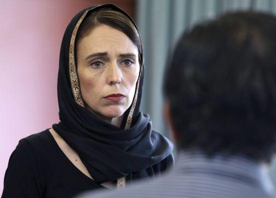 Прем'єр Нової Зеландії отримала маніфест від терориста за кілька хвилин до кривавої стрілянини