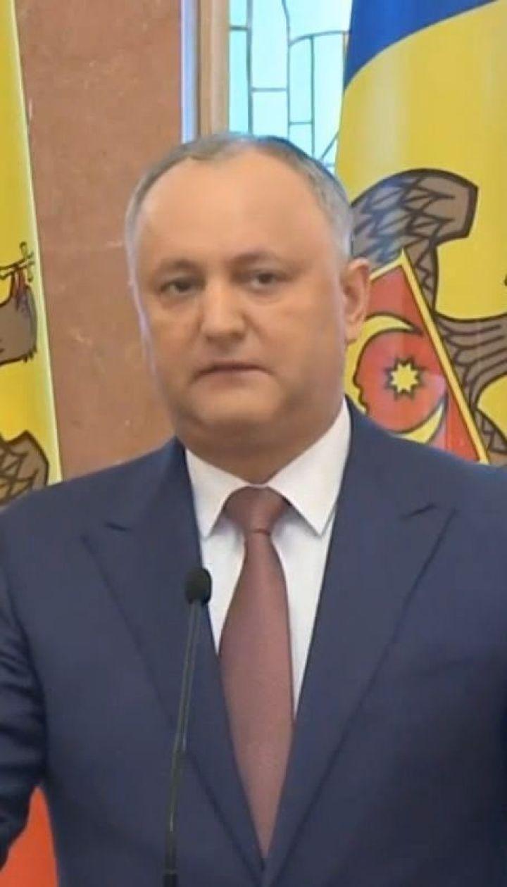 Молдова опинилась у глибокій політичній кризі після виборів