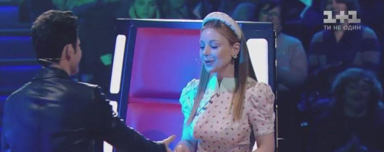 """На """"Голосі країни-9"""" состоялся первый совместный танец Дана Балана и Тины Кароль"""
