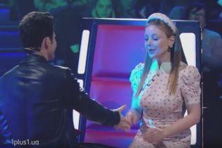"""На """"Голосі країни-9"""" відбувся перший спільний танець Дана Балана та Тіни Кароль"""