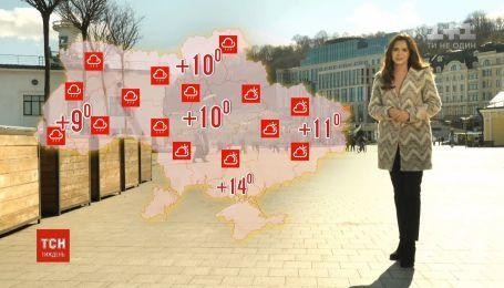 Метеозависимость: по всей Украине ожидается теплая погода