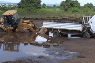 Количество погибших от мощного циклона в трех странах Африки превысило 150
