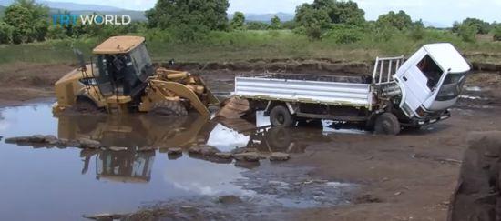Кількість загиблих від потужного циклону у трьох країнах Африки сягнула понад 150