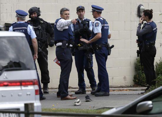 В Австралії поліція обшукала будинки, пов'язані з нападником на мечеті у Новій Зеландії