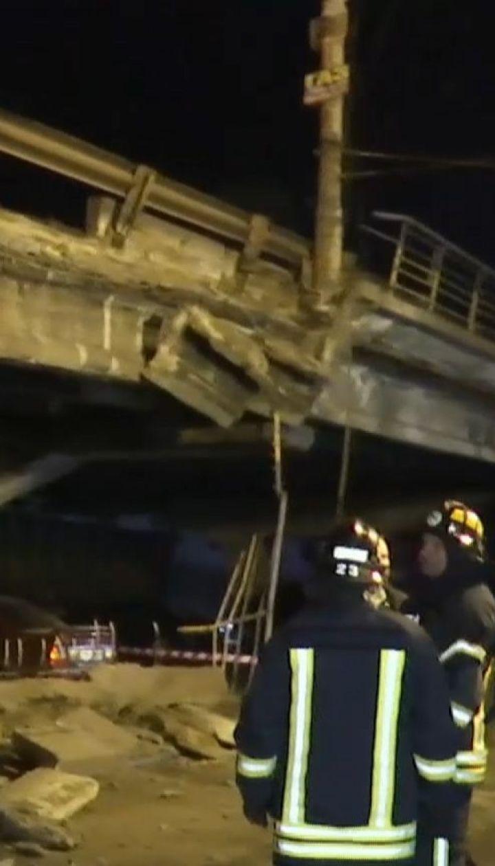 В Киеве закрыли на реконструкцию Шулявский мост