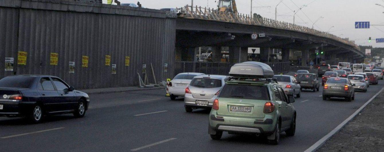 В Киеве на некоторых улицах повысили разрешенную скорость