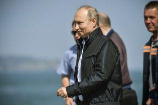 Путин торжественно отпразднует нарушение границ Украины в оккупированном Крыму