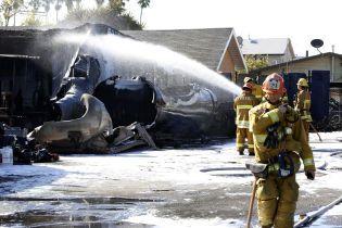 В Лос-Анджелесе взорвалась цистерна с топливом, есть пострадавшие