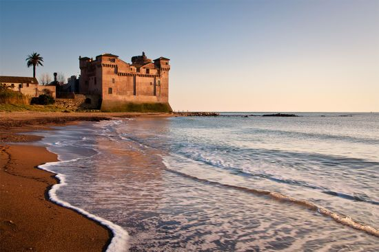 В Італії середньовічний замок перетворили на гостел