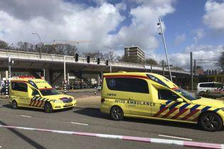 Помер один із поранених під час стрілянини в нідерландському Утрехті