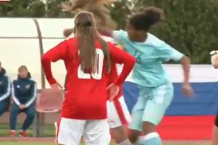 Футболистка сборной России получила дисквалификацию за драку