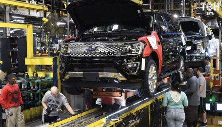Ford готовится закрыть сразу два завода в России