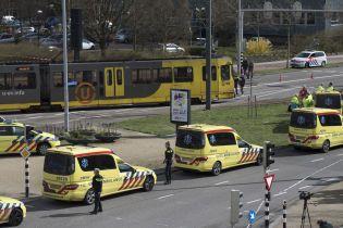Стрельба в Нидерландах: полиция задержала подозреваемого