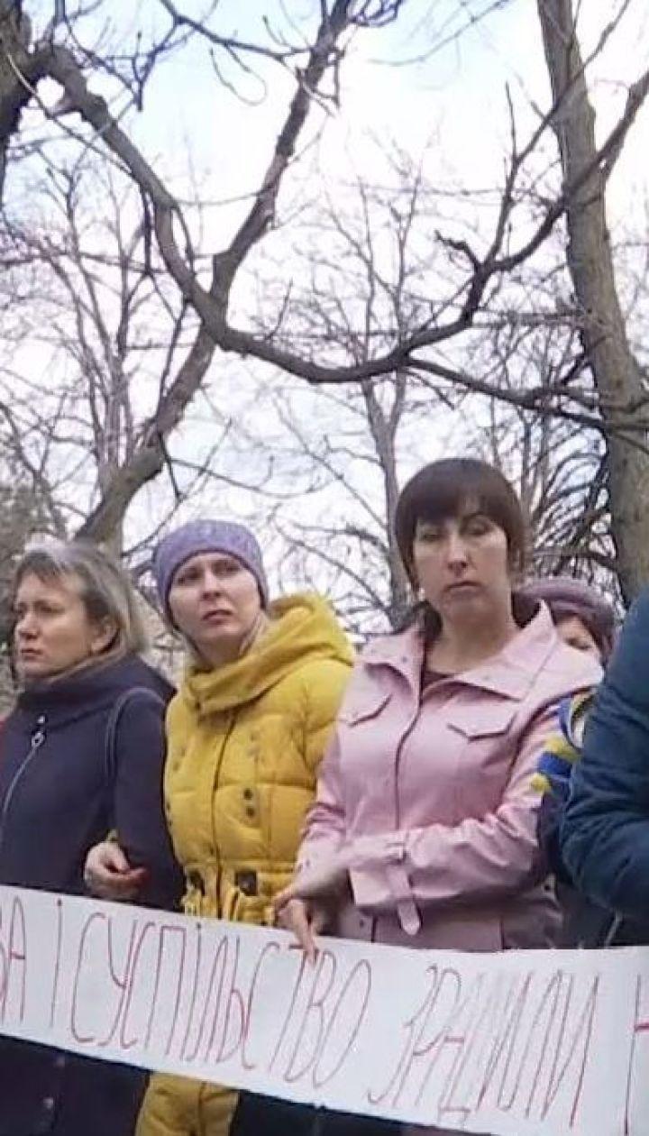 На Запоріжжі вчителі оголосили безстроковий страйк через невиплату зарплати