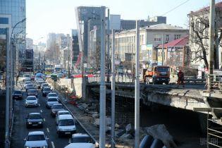 Ремонт на Шулявке: ТСН проинспектировала демонтаж, а чиновники назвали количество аварийных мостов в Украине