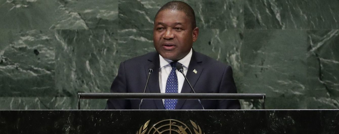 Президент Мозамбіку заявив, що кількість жертв нищівного циклону може перевищити тисячу