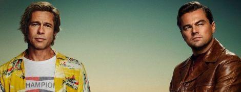 """Ді Капріо """"злив"""" в Інтернет перший постер нового фільму Тарантіно"""