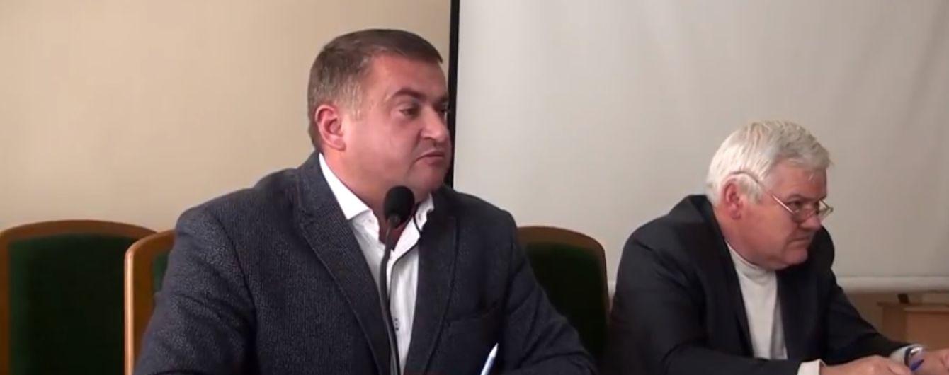 На Донеччині суд виправдав очільника райради через скасування статті про незаконне збагачення