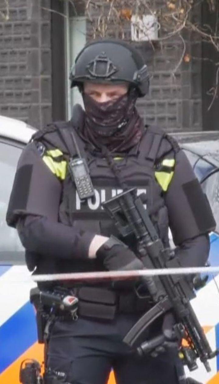 Стрельба в Нидерландах: полиция задержала подозреваемого в нападении в трамвае