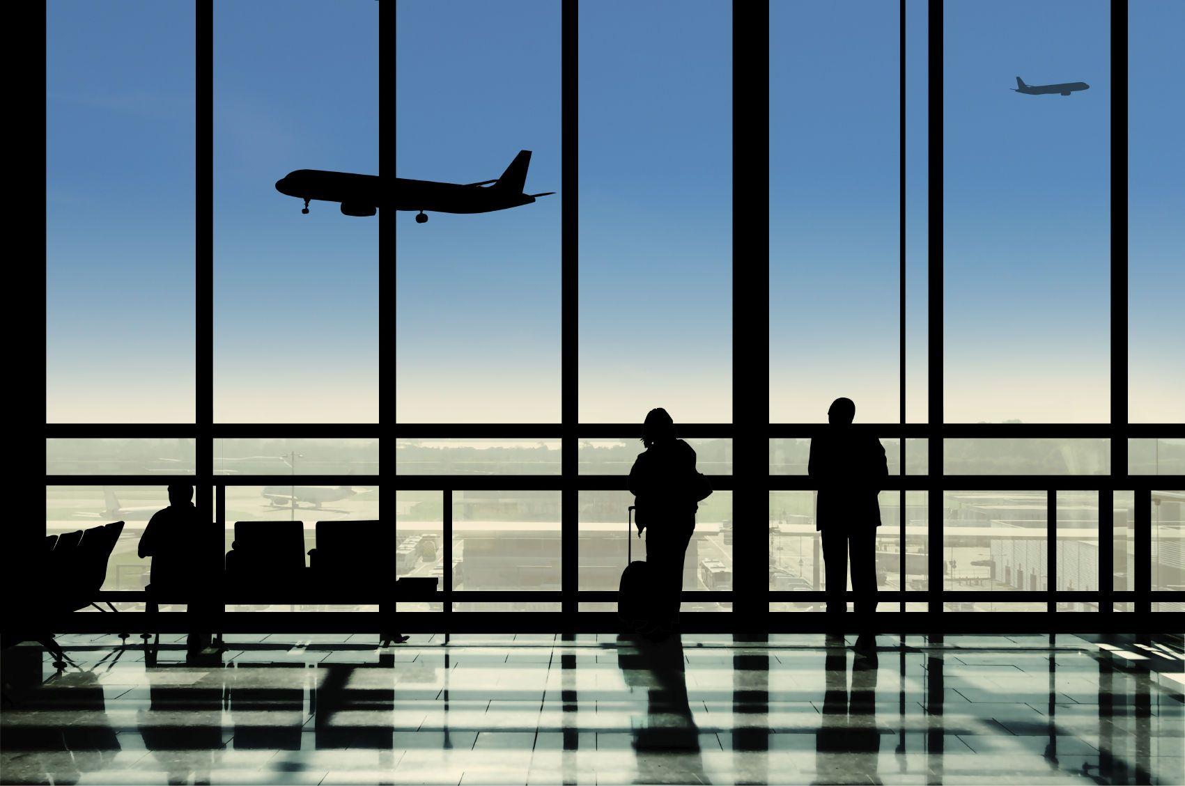 пассажир аэропорт