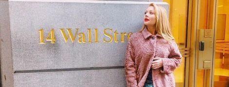 У хутряному пальті та човниках: Тіна Кароль поділилася радісною новиною з Нью-Йорка