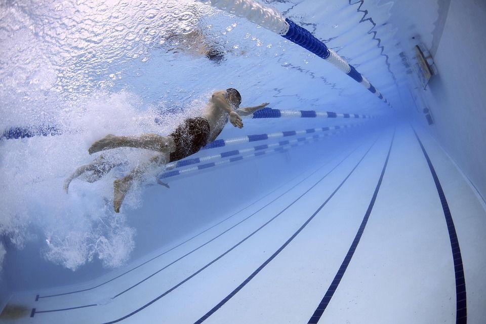 Плавання, для блогів