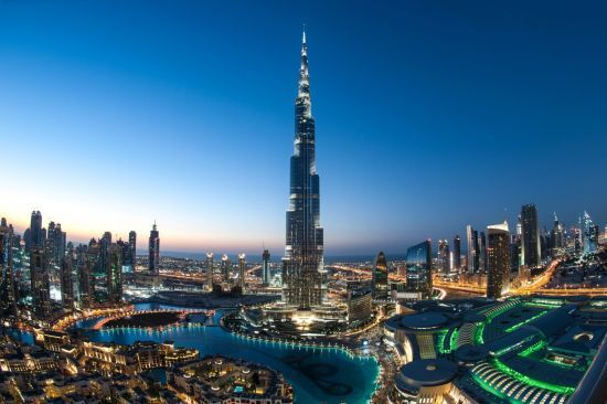 """У Дубаї з'явиться """"алея слави"""""""