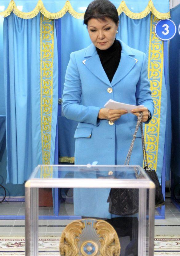 Дарига Назарбаєва