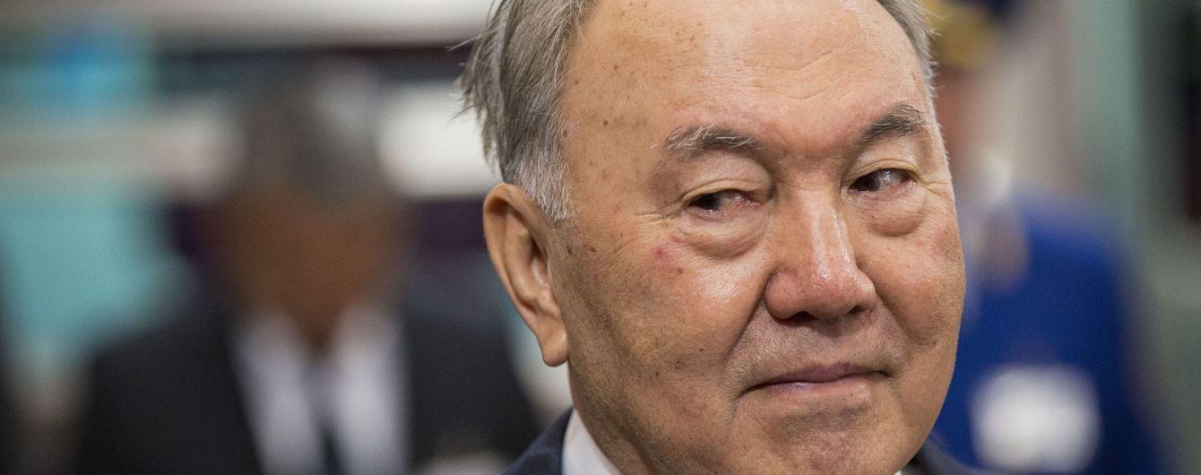 Назарбаев рассказал, почему ушел с поста президента