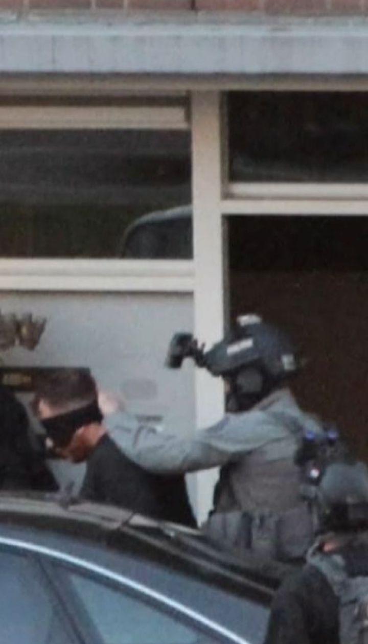 Затримано двох чоловіків, яких пов'язують із нідерландським стрільцем