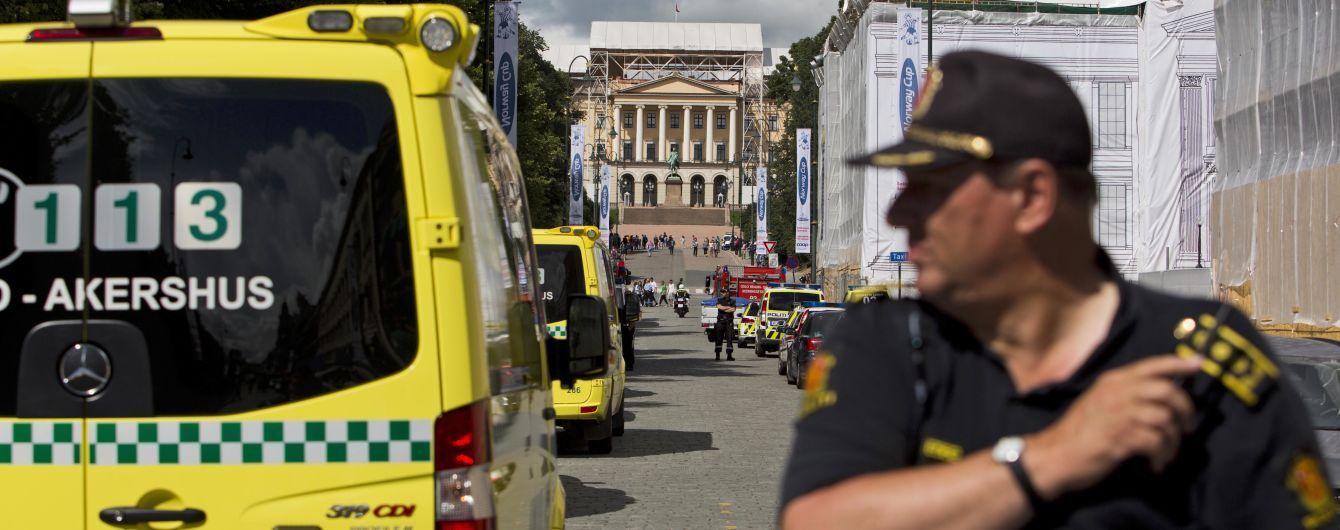 В Норвегии арестовали мужчину, который напал на мечеть и убил сестру