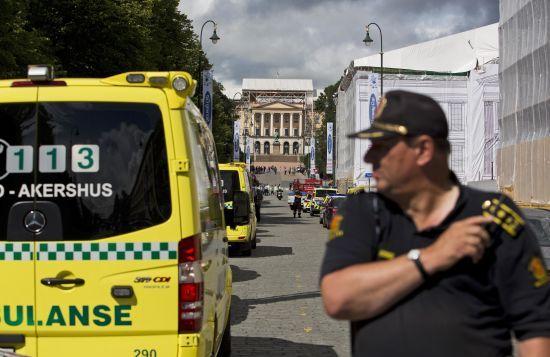 В Данії посеред міста відкрили стрілянину. Затримано 14 людей