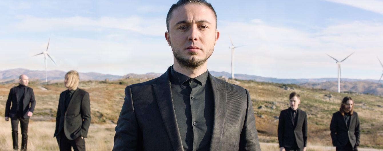"""Лідер гурту """"Антитіла"""" Тополя показав своє """"оцифроване"""" обличчя на обкладинці альбому"""