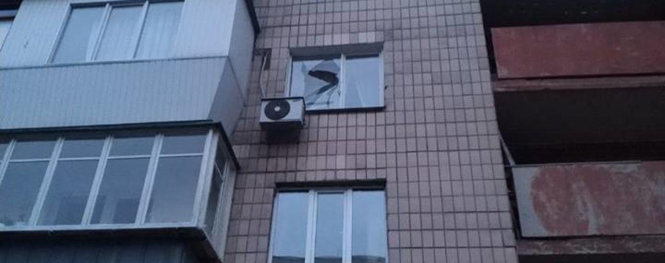 В киевской многоэтажке произошел взрыв в подъезде - травмирован мужчина