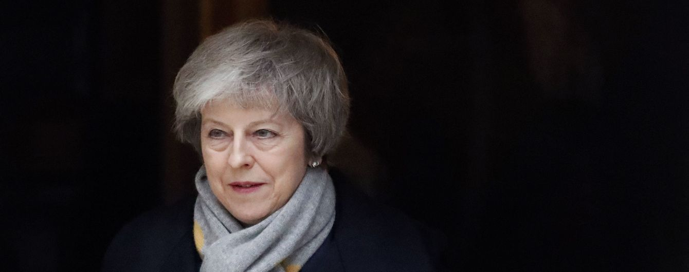 Парламент Великобритании не поддержал соглашение Мэй с ЕС о Brexit
