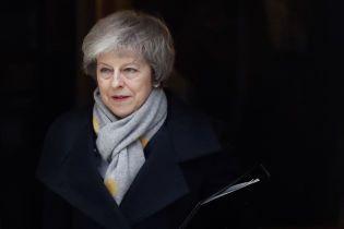 Самое крупное поражение правительства с 1920-х: в Британии подали ходатайство о вотуме недоверия Мэй