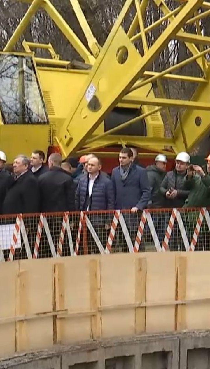 В Киеве заявили о старте строительства двух новых станций метрополитена