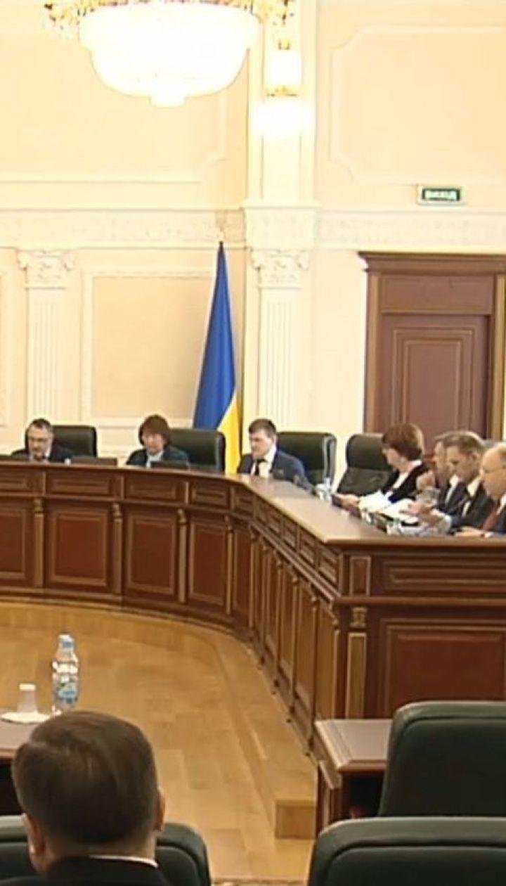 Начался последний этап отбора кандидатов на должность судьи Верховного суда Украины