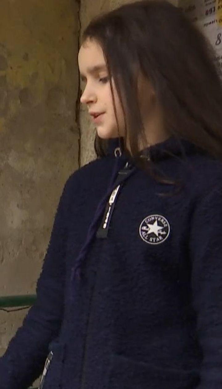 Школярка повернула власнику загублений гаманець, у якому було 150 тисяч гривень