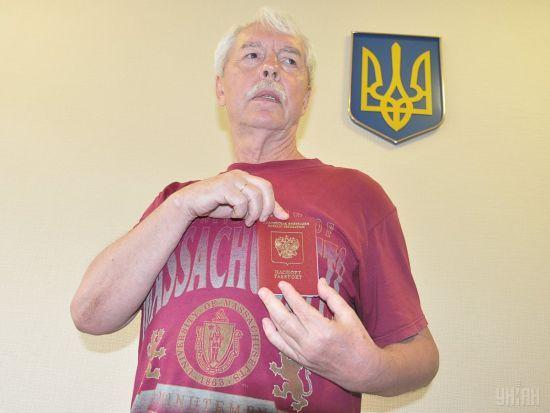 Помер перший і єдиний президент Криму Мєшков