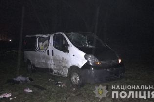 На Буковине разбился микроавтобус, есть жертвы