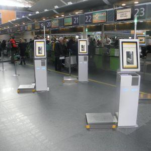 """МАУ ввела автоматизированные киоски саморегистрации в аэропорту """"Борисполь"""""""