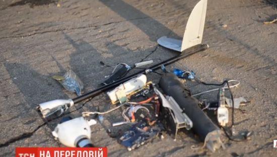 Обійти Мінські угоди: бойовики почали застосовувати саморобні безпілотники з вибухівкою проти ЗСУ