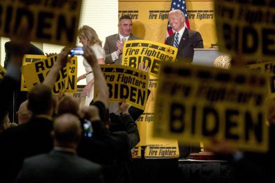 Байден розпочав збір коштів на президентську кампанію в США – ЗМІ