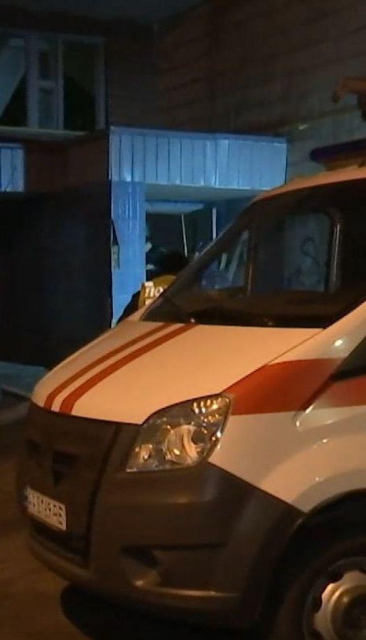 У Києві стався вибух у під'їзді житлового будинку, є потерпілий