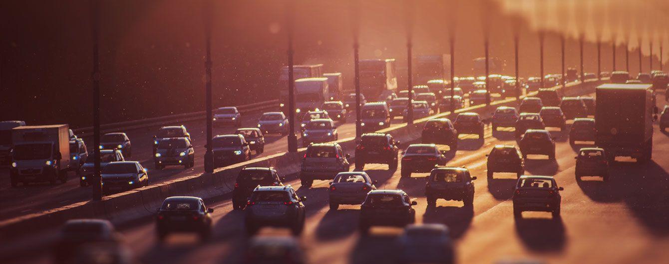 Главные улицы Киева сковали серьезные пробки. Куда не стоит ехать 5 августа