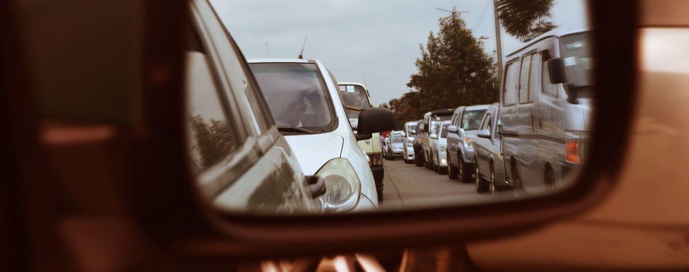 Ключевые улицы и мосты Киева сковали масштабные пробки. Куда не стоит ехать 20 августа
