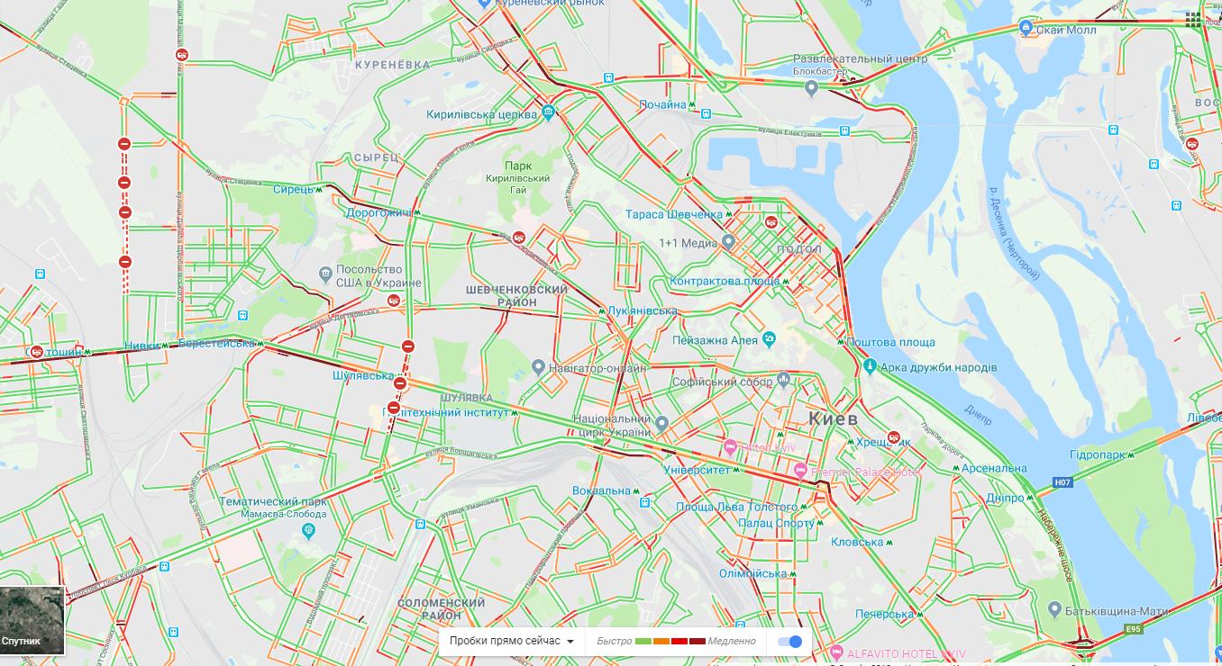 мапа гугл
