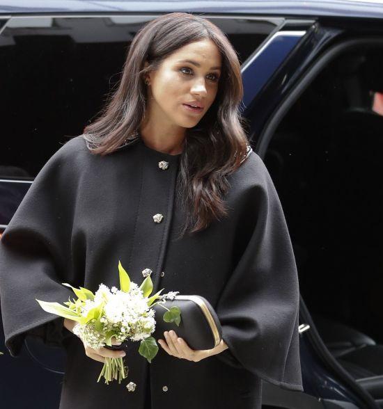 Меган у чорному пальті та принц Гаррі вшанували пам'ять загиблих у теракті в Новій Зеландії