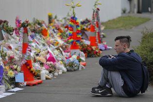 Нападающего на мечети Новой Зеландии официально назвали террористом
